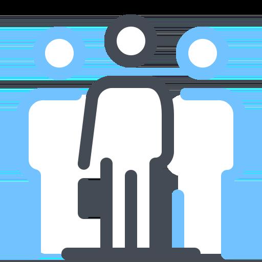 Delegado de protección de datos (DPO/DPD) - Icono