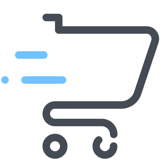 Comercio electrónico E-COMMERCE - Icono
